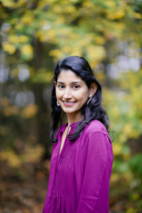 Meet Neha.  She will be doing your bookkeeping from now on!